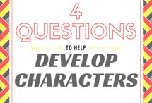 Writing | Character Development / Advice for writers creating interesting stories with fascinating characters.