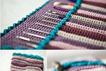 crochet needles cases