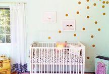 Baby girl room / by Karen Saville