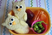 kiddo lunches / by Tiffany Mouada