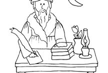 coloring pictures of church history