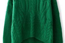 Объем вязание