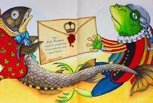 Inspiración para Alice in Wonderland / Ideas para colorear el viaje de Alicia por el País de las Maravillas