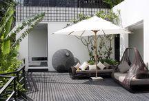 Landscape | Outdoor Terrace