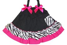 Baby Girl Swing Top with Ruffled Bloomers / http://www.fuzzyfreckles.com/hot-pink-and-zebra-swing-top-with-ruffled-bloomers.html