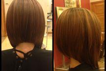 Concave Hair Cut