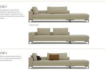 Banken en sofa's