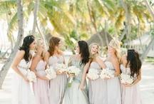 Beautiful Bridesmaids / www.thewhtieidea.com.a