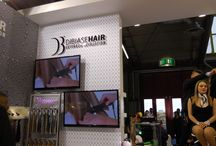 Di Biase Hair Extensions USA in Italy! / Di Biase Hair Extensions USA attended Cosmoprof in April held in Bologna, Italy.