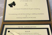 Wedding Stationery- Save the Date, Invitations, RSVPs
