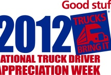Thank You, Pro Truck Drivers
