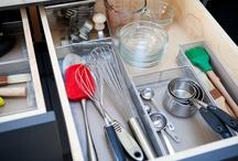Kitchens: Organizing