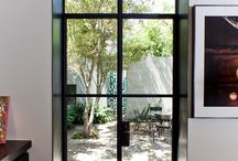 Melbourne Residential Transformation / One of Windows on the Worlds earliest transformations. An amazing Melbourne Residential establishment chose steel windows to create an edge to their design.