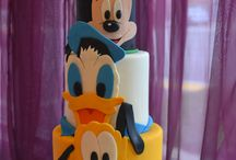Disney, Pixar etc Cakes