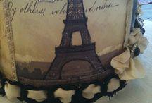 Paris ♥ / by Miulys Rivero