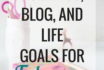 blog ideas.