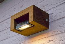 Luminaire extérieur / Idées de lumières pour l'extérieur