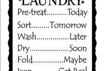 Laundry Rooms, Mud Rooms.... Labour of Love / by Linda de Beyer