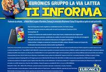TI INFORMA / Euronics Gruppo La Via Lattea ti informa sulle novità della tecnologia