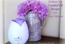 Young living oils / by Krista Hanlin