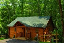 Pair-a-dice-cabins / We own a cabin in the Tennessee mountains that is available for daily/weekly rentals. Come visit our little corner of paradise... / by Cheri Cowell