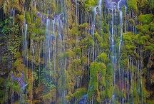 Waterfalls of the world