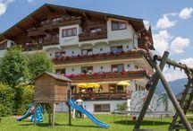 Das Hotel Neuwirt / hier finden sie die schönsten Aussenansichten des 3* Hotel-Gasthof Neuwirt in Kirchdorf in Tirol/Österreich