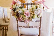 Wedding tables / Wedding tables inspirations made with Meijer's roses.