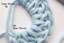 Crochet & Knitting / by Linda Lanning