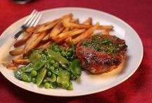The Main Course: Mixed Meats / The centerpiece of most meals . . .  / by Susy Slais