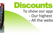 Discounts on Web Hosting