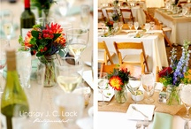 Rustic Wedding Details / by Lindsay J.