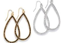 Avon Jewelry - Earrings / Sparkling studs, or classic hoops, earring for every mood, and every occasion.