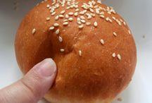 Pan de Hanburguesa