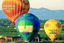 Balloon Adventure / About balloon festival in different countries all over the world.