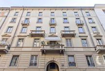 VENDITA - Quadrilocale ristrutturato / Milano Porta Venezia,Via Lecco, in stabile d'epoca del 1900, con ascensore, proponiamo in vendita con incarico in esclusiva, prestigioso 5 locali di circa 175 mq recentemente ristrutturato con ottime finiture.