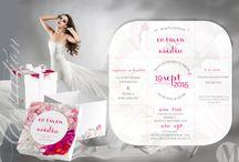 Invitatie Nunta tip cutie | Wedding Box Invitation, Graphic Design by Corina Matei / by Eventure Central Store | Toni Malloni, Event Designer & Corina Matei, Graphic Designer www.c-store.ro | www.eventure.com.ro | www.eventina.ro