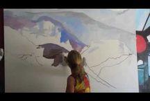 MIRAZO SERIE MARIDAJE / pintura