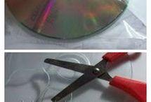 reciclado de cd