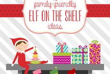 holiday - christmas, elf on the shelf