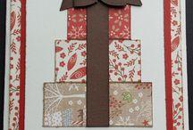 Christmas CTMH cards