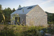 INSPIRATION | stone house
