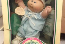 Cabbage Patch Kids / by Caprice Leachman