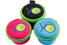 YoToGo / Picture of YoToGo neoprene container..