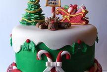 Christmas Cake / by Amanda Pople