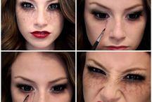Vampyr makeup