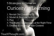 Curiosity in Learning
