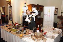 Degustare la inaltime- Casa de vinuri Negrini / Presedintele Asociatei Sommelierilor din Romania, domnul Florin Voica, promoveaza podgoriile romanesti!