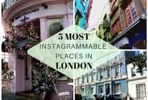 Places in London / Most instagrammable places in London! Top 5