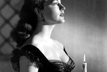 Eva Gardner The Raven haired Beauty
